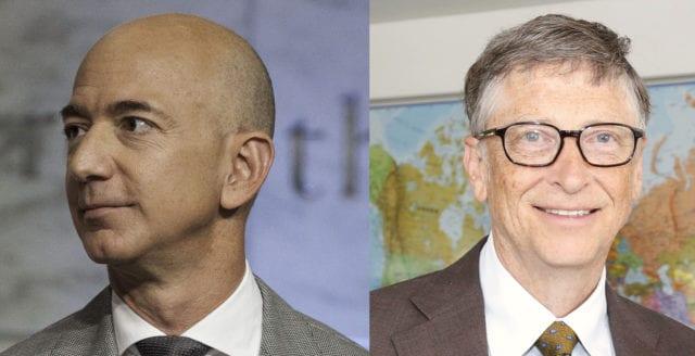 Jeff Bezos går om Bill Gates – nu rikast i världen