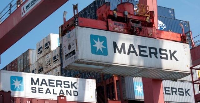 Maersk polisanmäls för kemikalieutsläpp i Nordsjön