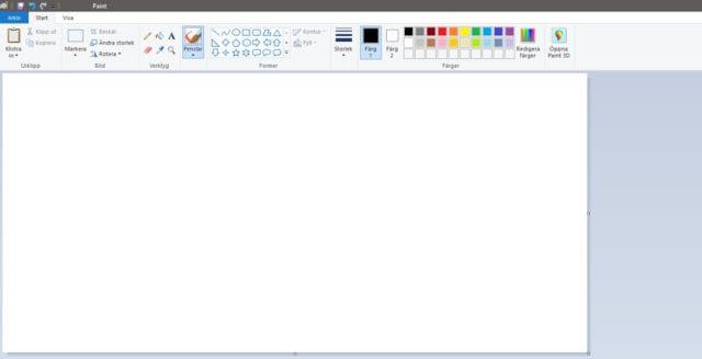 Microsoft överväger att skrota klassiska Paint