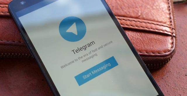 Uppgifter: Apple fjärraderar Telegram från användarnas telefoner