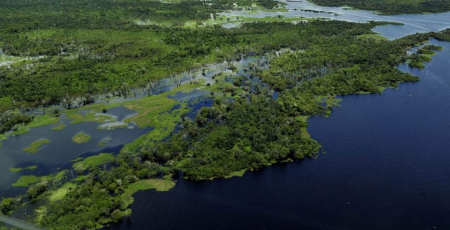 Brasilien tillåter gruvdrift i Amazonas