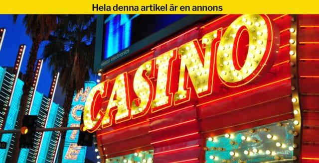 Våga vandra bortom virtuellt casino