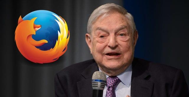 """Mozilla ska bekämpa """"fake news"""" tillsammans med George Soros"""