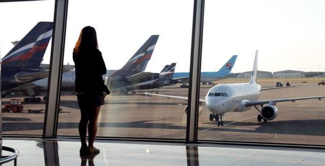 UD: Inga flygresor innan sommaren