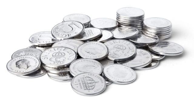 I morgon är det sista dagen att byta in de gamla mynten
