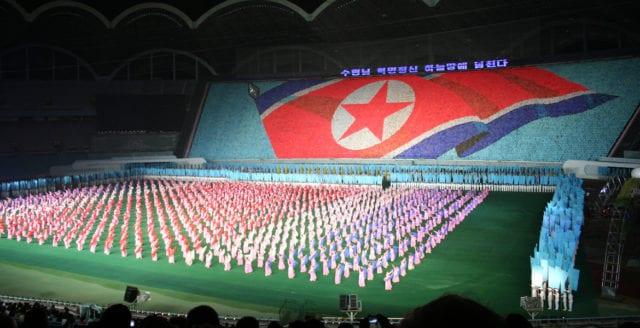Får vi se en ny amerikansk False Flag i Nordkorea?