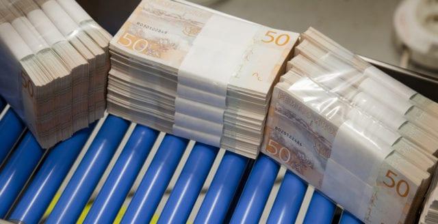 Sverige kan bli kontantlöst före 2030