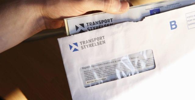 Transportstyrelsen bekräftar att känsliga säkerhetsuppgifter röjts