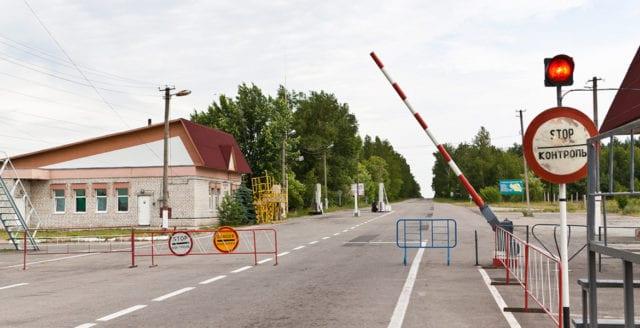 Ukrainas parlament röstar för att införa visumkrav för ryssar