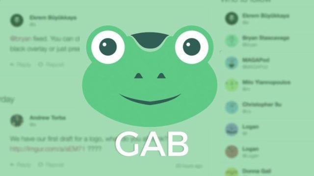 Gab blockeras av Googles appbutik