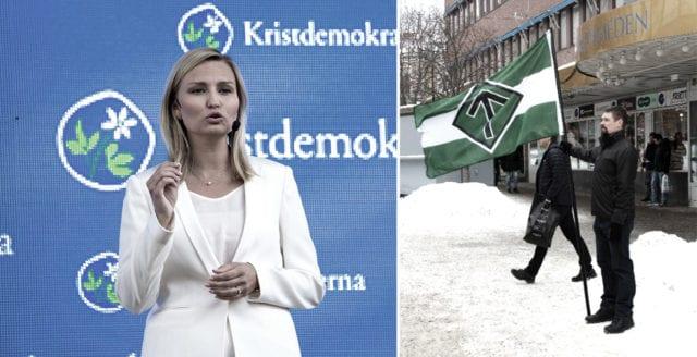 Ebba Busch Thor vill börja montera ned organisationsfriheten