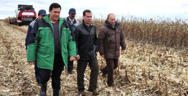 Ryssland vill bli ledande exportör av GMO-fria livsmedel