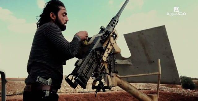 """""""USA-stödda rebeller sålde vapen till IS"""""""