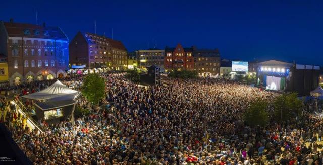 Över 150 övergrepp under sommarens festivaler