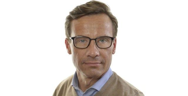 Ulf Kristersson vill bli Moderaternas partiledare
