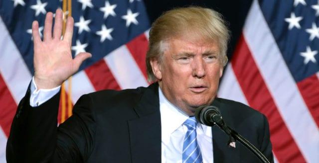 """Trump: """"Lugnet före stormen"""""""