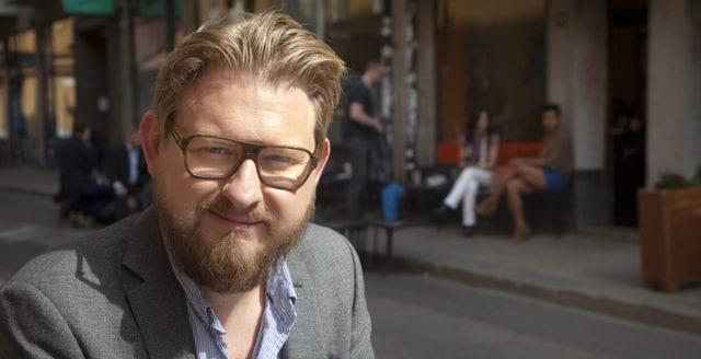 Efter sexanklagelserna – nu lämnar Virtanen Aftonbladets ledarsida