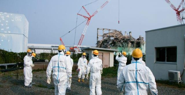 Oväntade spår från Fukushima