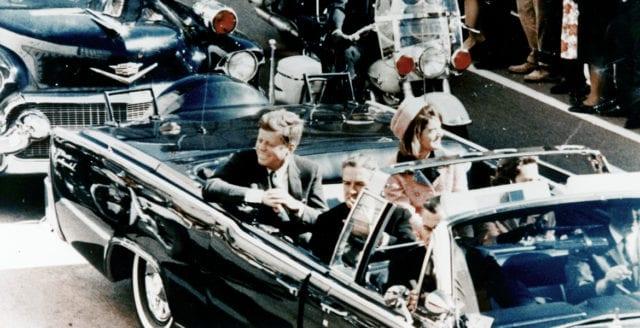 Trump ska offentliggöra JFK-dokumenten