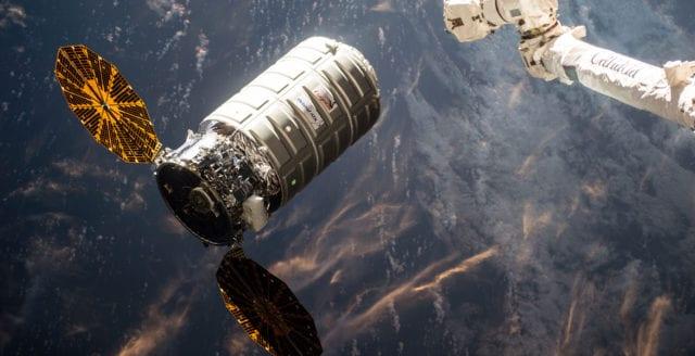 Northrop Grumman köper upp rymdföretaget Orbital ATK