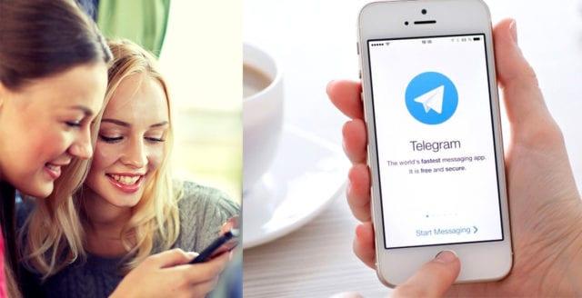 Få Nya Dagbladets nyhetspushar i mobilen via Telegram!