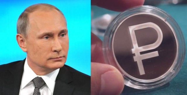 Ryssland lanserar Cryptoruble – landets egen kryptovaluta