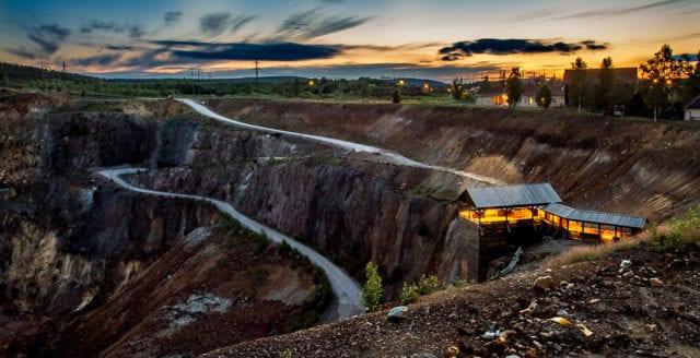 Regeringen vill utveckla gruvnäringen
