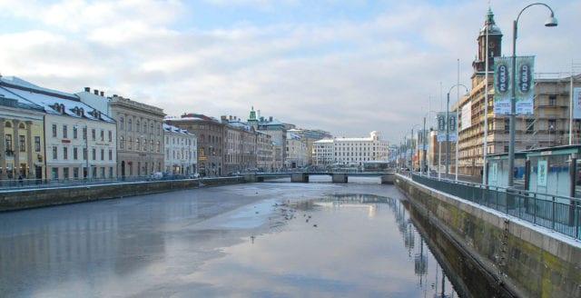 IS-terrorist greps i Göteborg