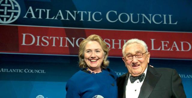 """Henry Kissinger: """"Den liberala världsordningen"""" är hotad"""