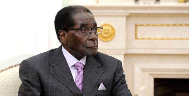 Misstänkt militärkupp i Zimbabwe – Mugabe gripen