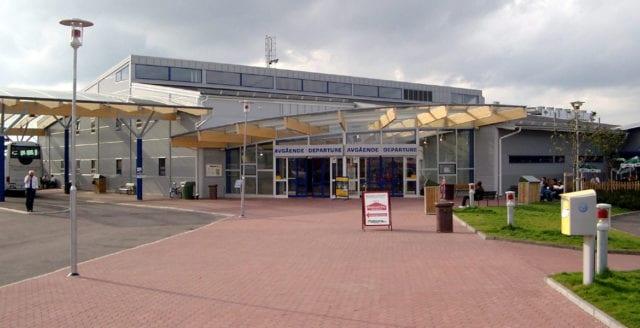 Skavsta flygplats utrymdes efter misstänkt explosivt föremål