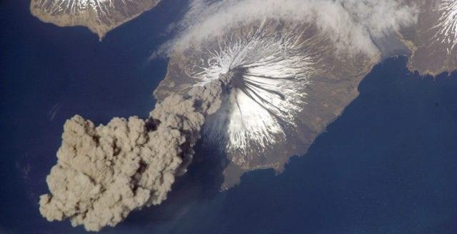 Vulkaner skapade egyptisk oro