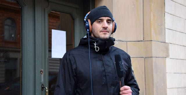 Medborgarjournalisten Bechir Rabani död – arbetade med granskning av Aschberg