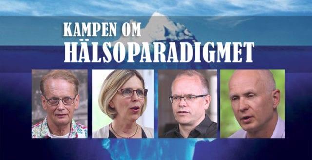 """Dokumentären """"Kampen om hälsoparadigmet"""" väcker intressanta frågor"""