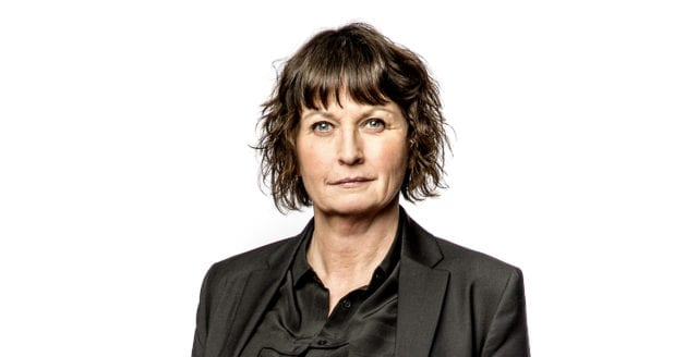 Aftonbladets chefredaktör Sofia Olsson Olsén sjukskriven