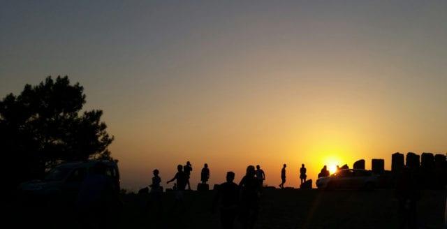 Varmt klimat gynnar högkulturer