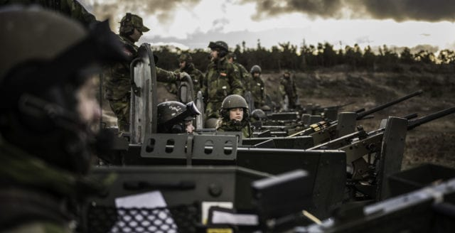 Gotlands regemente återuppstår