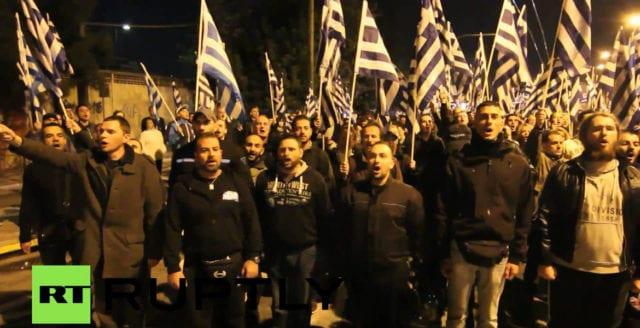 Grekiskt riksdagsparti stängs av från Twitter