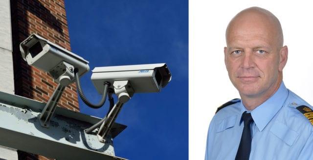 Göteborgspolisen vill kameraövervaka all biltrafik