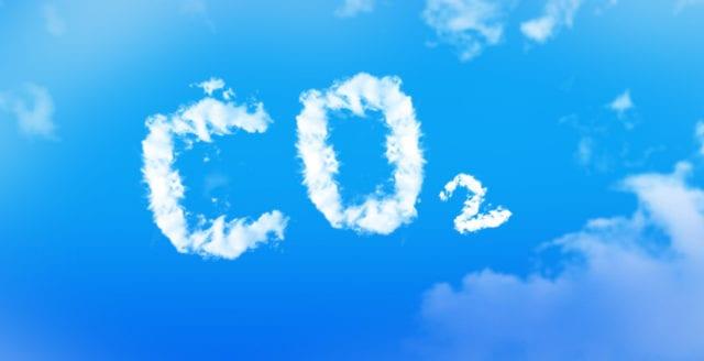 Koldioxidutsläpp är tillskott – kol är ursprungligt