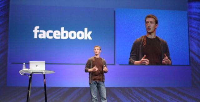 Vita huset stämmer Facebook för diskriminering