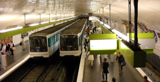 Gratis kollektivtrafik för äldre i Paris