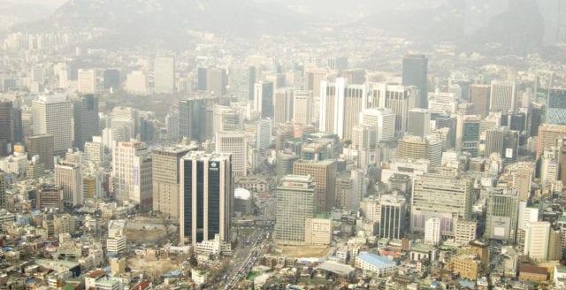 Fri kollektivtrafik i Seoul – för att bekämpa smog