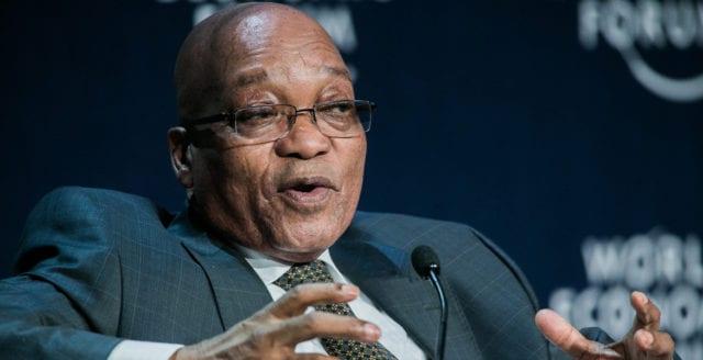 ANC röstar för att avsätta Jacob Zuma som Sydafrikas president