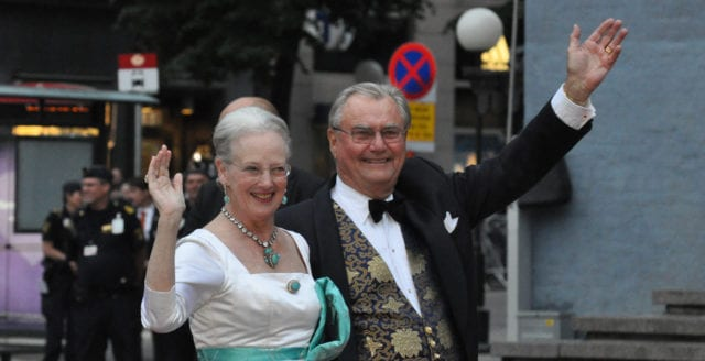 Danmarks prins Henrik är död