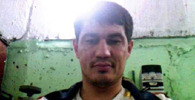 Rakhmat Akilov misshandlad i fängelset