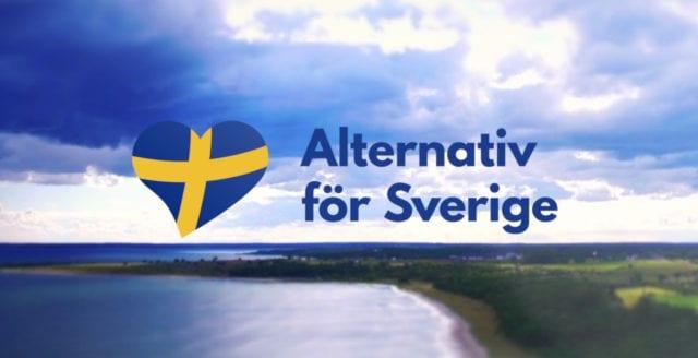 Alternativ för Sverige större än Kristdemokraterna på Facebook