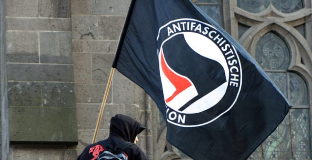 Stora mängder sprängämnen hittade hos tyska vänsterextremister