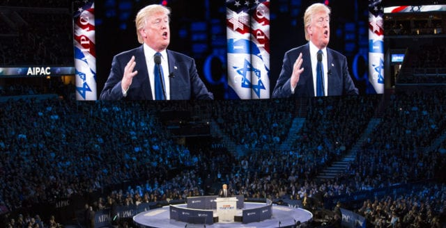 AIPAC är tillbaka i Washington DC