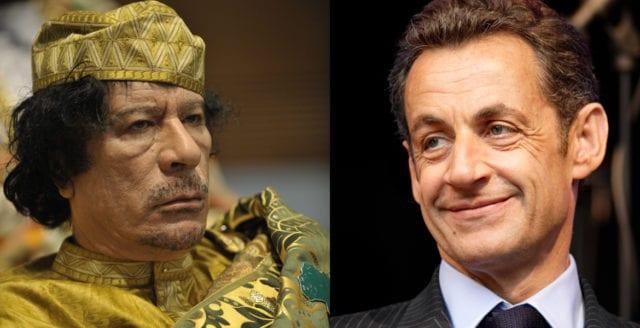 Nicolas Sarkozy häktad av fransk polis
